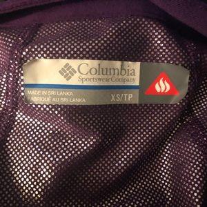 Columbia Tops - 🆕List! Columbia Omni-Heat 1/4 Zip Baselayer! EUC!